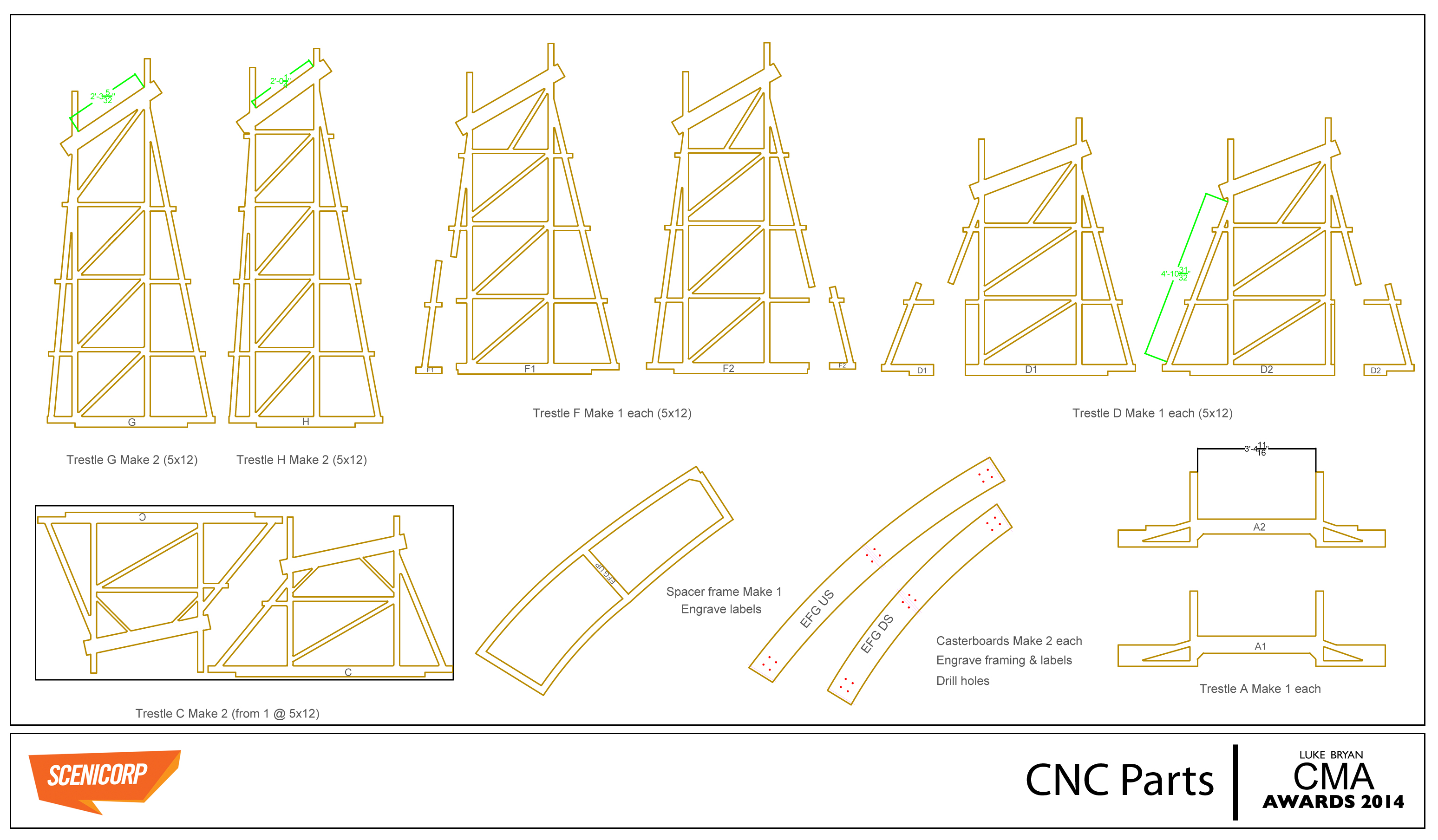 Behind The Scenes With Scenicorp Rollercoaster Diagram Once Parts Were Delivered To Wood Shop Carpenters Went Work Assembling And Filling In Details Of