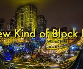 A New Kind of Block Party