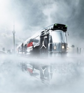 SceniCorp Goes to Toronto with Nike