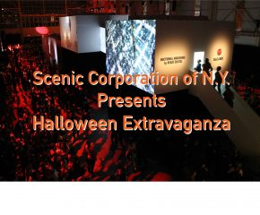 SceniCorp with Good Sense & Company Presents A Halloween Extravaganza