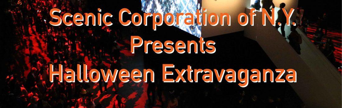 SceniCorp with Good Sense & Company Presents A Halloween Extravaganza